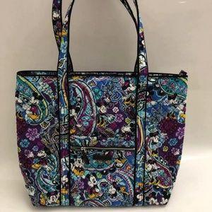 Vera Bradley Iconic Vera Tote Bag Disney